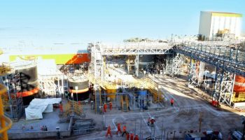 Centinela inicia puesta en marcha de nueva planta de molibdeno