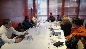 Reunión directorio FESAM