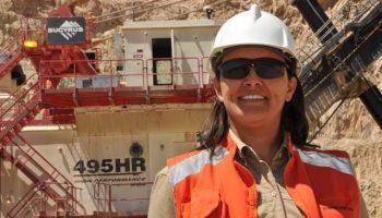Entrevista a la Primera operadora de Pala Bucyrus HR del mundo demanda a Collahuasi por discriminación