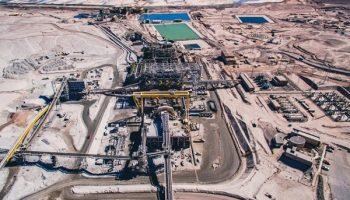 Antofagasta Minerals incorpora sistema que visibiliza en tiempo real activos de red. Camiper.com – 11/07/2021
