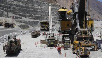 Antofagasta Minerals: Falta de lluvia podría afectar producción de 50 mil toneladas de cobre en 2022