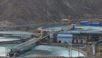 Antofagasta Minerals alcanza una producción de 542.600 toneladas de cobre fino entre enero y septiembre